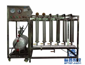 BPETE-320综合传热性能实验台