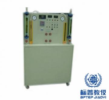 BPETE-323顺逆流传热温差实验装置