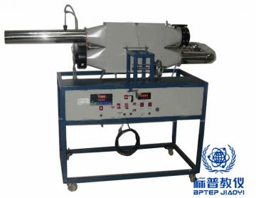 BPETE-338气—气热管换热器实验台