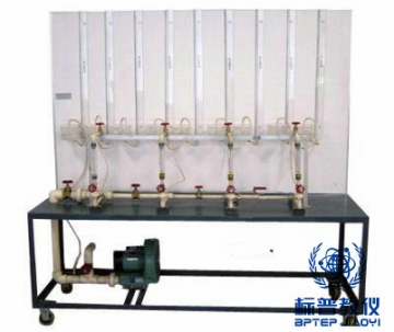 BPETE-350燃气管网水利工况实验台