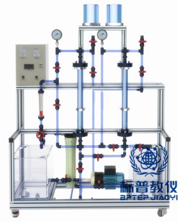BPETE-355离子交换实验装置