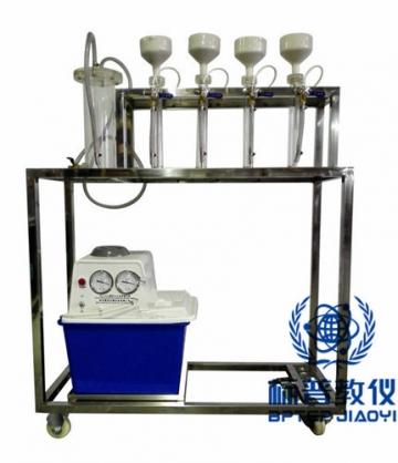 BPETE-393污泥脱水性能测定实验装置