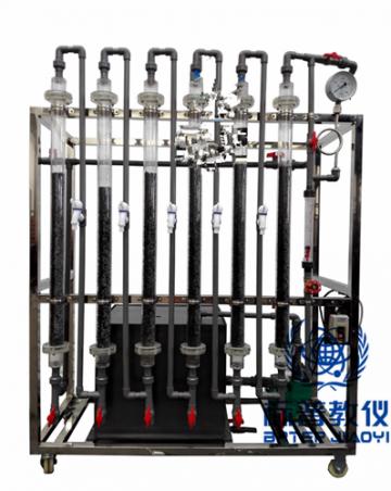 昆山BPETE-395污水活性炭吸附实验装置