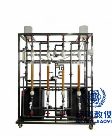 昆山BPETE-397离子交换软化及除盐实验装置