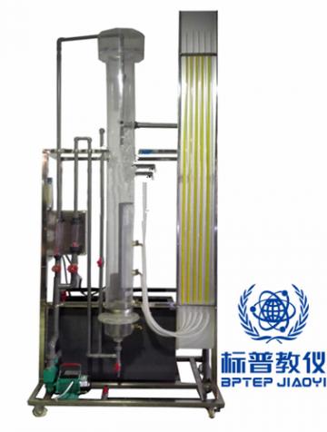 昆山BPETE-398过滤与反冲洗实验装置