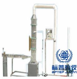 昆山BPETE-399旋流板塔气体吸收实验装置