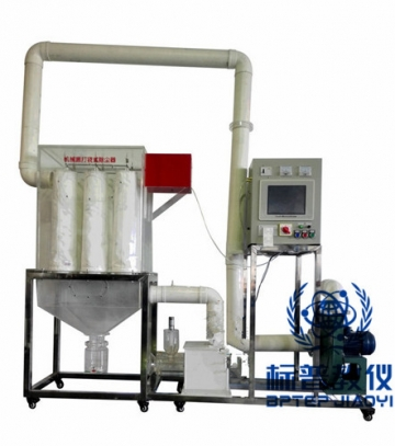 吴江BPETE-400机械振打袋式除尘实验装置