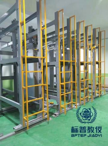 吴江BPBAE-9025万能电梯门系统安装实训考核装置