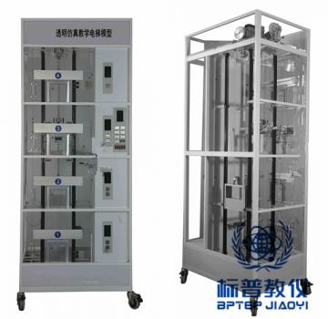 BPBAE-9029透明仿真教学电梯模型