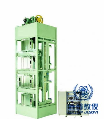 BPBAE-9031四层实物电梯实训考核设备