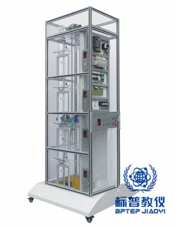 BPBAE-9035四层透明教学电梯模型