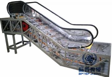 BPBAE-9036透明扶梯教学模型