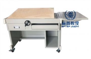 BPEDT-904全钢结构多功能电脑绘图桌
