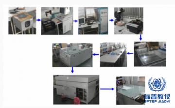 昆山BPNETE-8064太阳能电池组件生产实验线