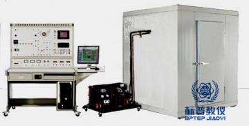 吴江BPRHTE-8033小型冷库制冷系统综合实训考核装置