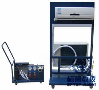 吴江BPRHTE-8039空调安装调试考核装置