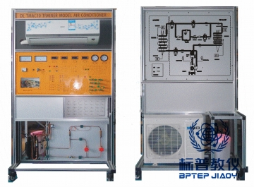 BPRHTE-8048空调制冷制热实训考核装置