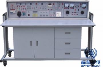 BPGLEE-2011通用电工、电子、电力拖动(带直流电机)四合一实验室设备