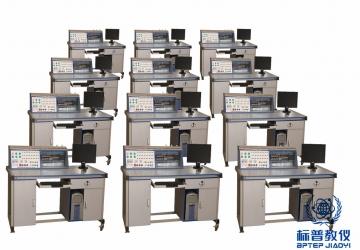 吴江BPTEEM-409机电、电气实验室设备(可编程序控制器PLC)
