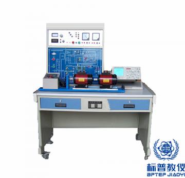 BPTEEM-412电磁调速异步电动机自动调速实训考核装置
