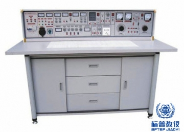 BPETED-102通用电工.电子.电拖(带直流电机)实验实训考核装置