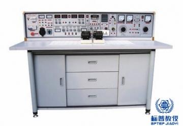 BPETED-104电工.电子.电拖(带直流电机)技能实训与考核实验室成套设备