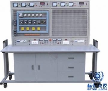 BPETED-124网孔型电工技能及工艺实训考核装置(双面、四组)
