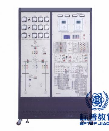 BPETED-135电力系统微机变压器保护实验装置