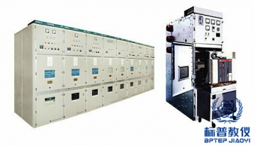 上海BPETED-165智能工厂供电自动化实训系统