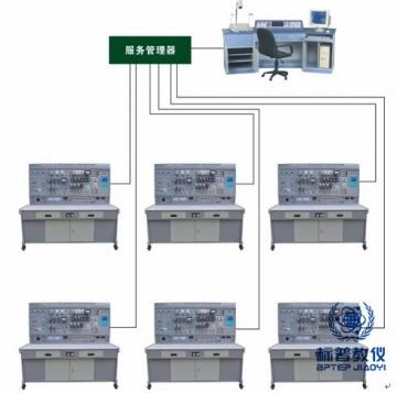 吴江BPETED-181网络化智能型维修电工电气控制技能实训智能考核装置