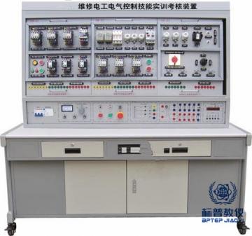 吴江BPETED-185维修电工电气控制技能实训考核装置