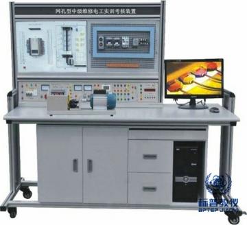 昆山BPETED-187网孔型高级维修电工实训考核装置