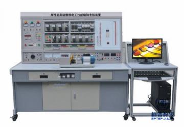 昆山BPETED-194高性能高级维修电工技能培训考核装置