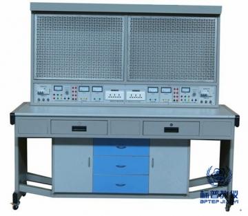 BPETED-196电工实训考核装置(单面双组、网孔板型)