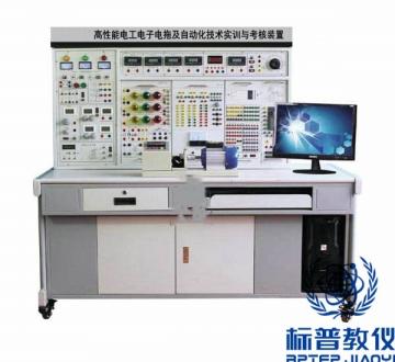 BPETED-208高性能电工电子电力拖动技术实训考核装置