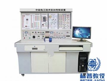 BPETED-211中级电工技术实训考核装置