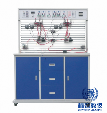 BPITHT-9011PLC控制透明液压传动演示系统