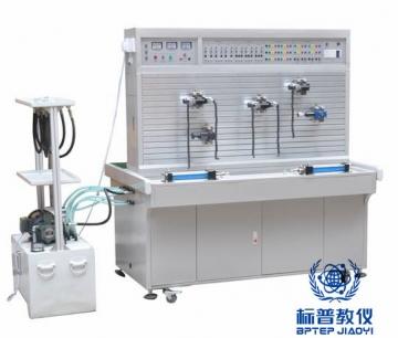 BPITHT-9039液压与气压传动PLC控制综合实训装置(工业型)
