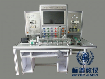 BPPCEE-7014多功能机械手分拣堆放系统